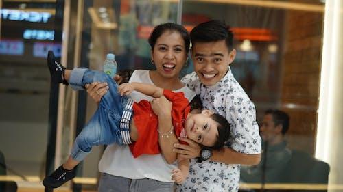 Free stock photo of family