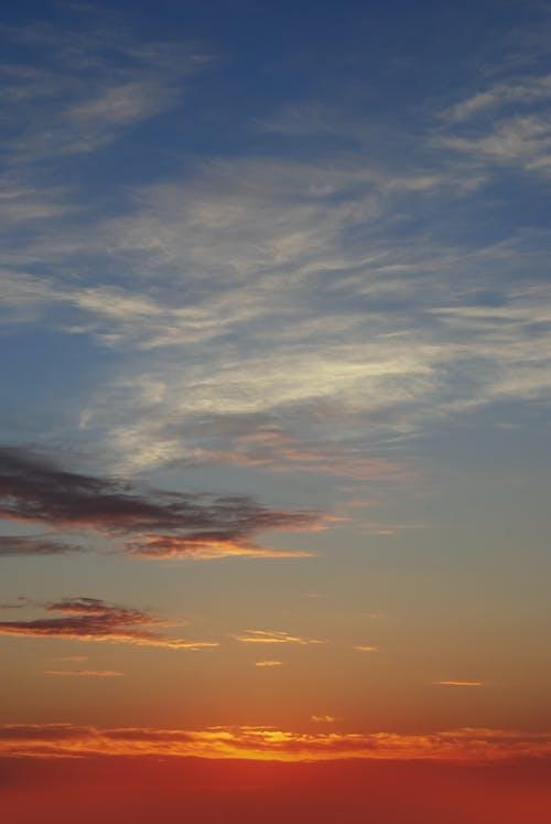 Ingyenes stockfotó kék ég témában