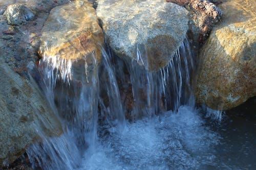 Fotobanka sbezplatnými fotkami na tému vodopády