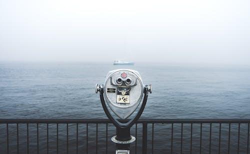 รูปภาพสิทธิ์แบบเหมาจ่าย ของ กล้องส่องทางไกล, ขอบฟ้า, ทะเล, น้ำ
