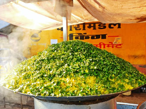 Free stock photo of asian food, food, gujrati breakfast, hot food stall