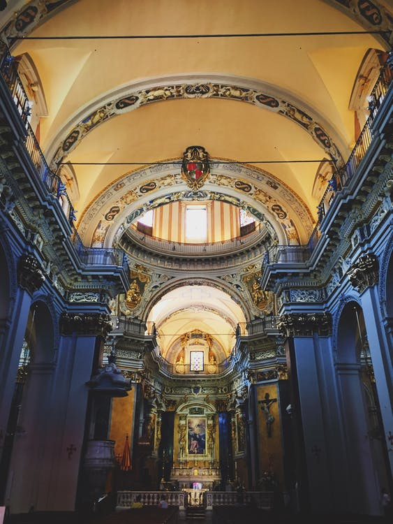 építészet, épület, katedrális
