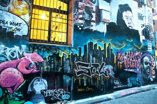 1000+ Engaging Street Art Photos · Pexels · Free Stock Photos