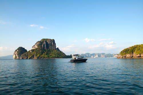 Darmowe zdjęcie z galerii z krabi, łódź, morze, tajlandia