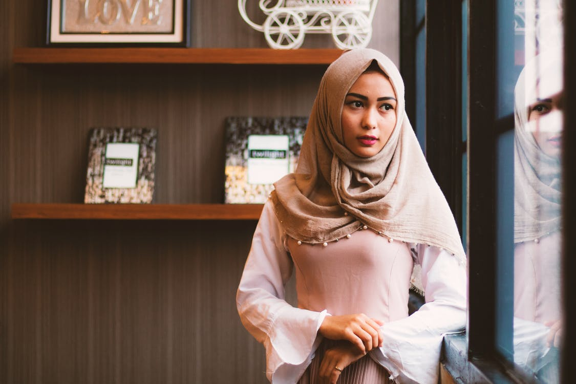 Photography of a Woman Wearing Hijab