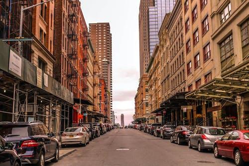Free stock photo of city, landscape, lower manhattan, newyork