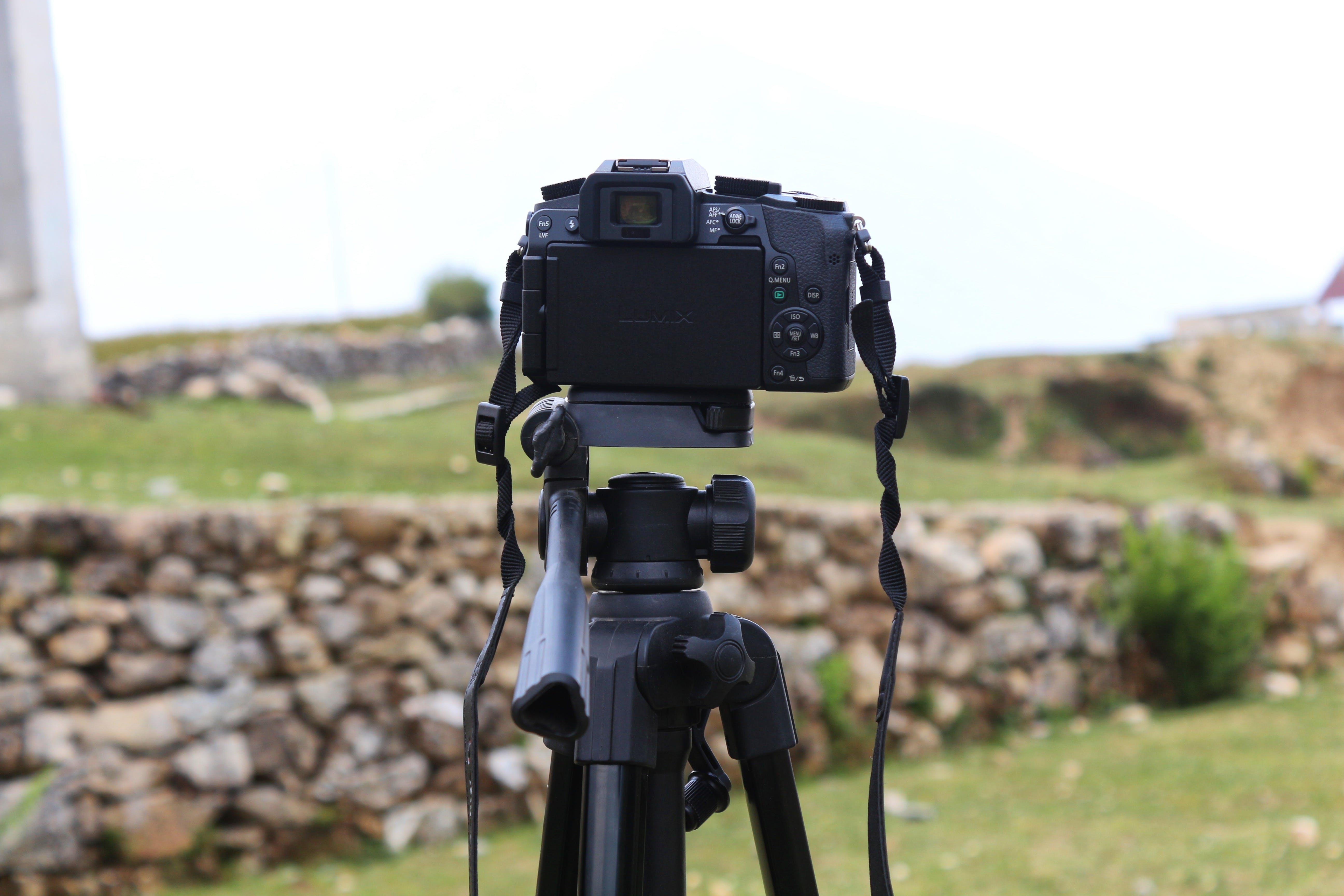 Free stock photo of camera, dslr, equipment, lens