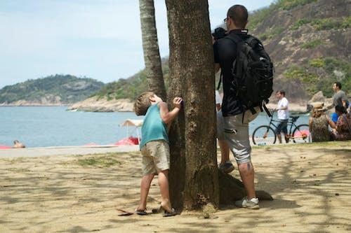 Gratis arkivbilde med barn, fotograf, strand