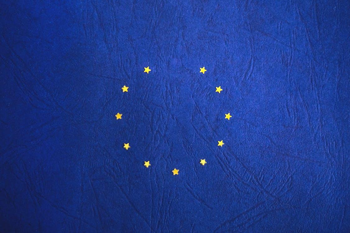 Immagine gratuita di bandiera, bandiera europea, brexit
