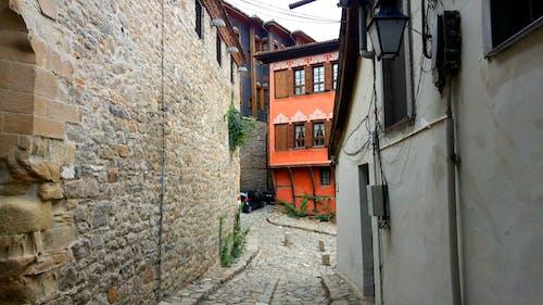 Základová fotografie zdarma na téma architektonický, barevné domy, bulharsko, etnografické muzeum