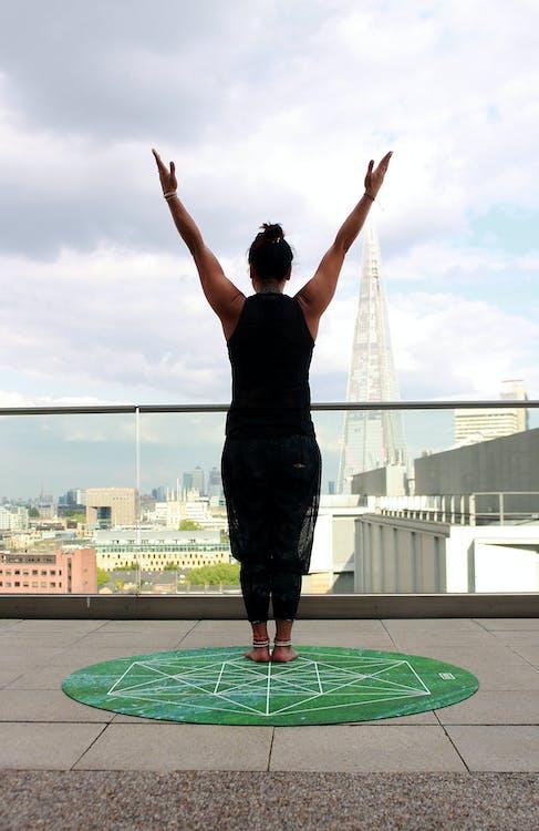 akro yoga, aktiva, arkitektur