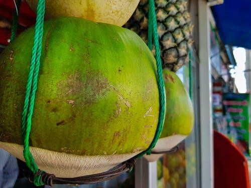 Foto profissional grátis de abacaxi, alimento, azedar, bebida
