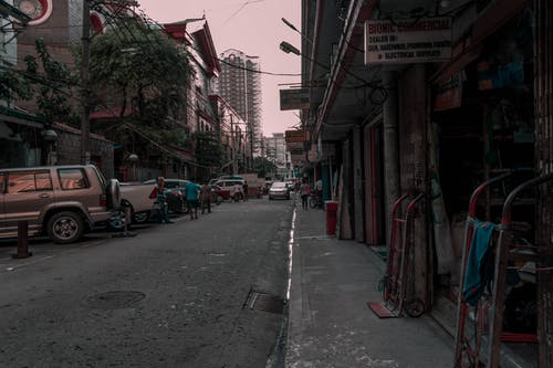 Free stock photo of binondo
