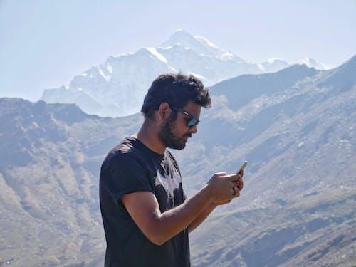 Бесплатное стоковое фото с мобильный, природа, смс, сообщение