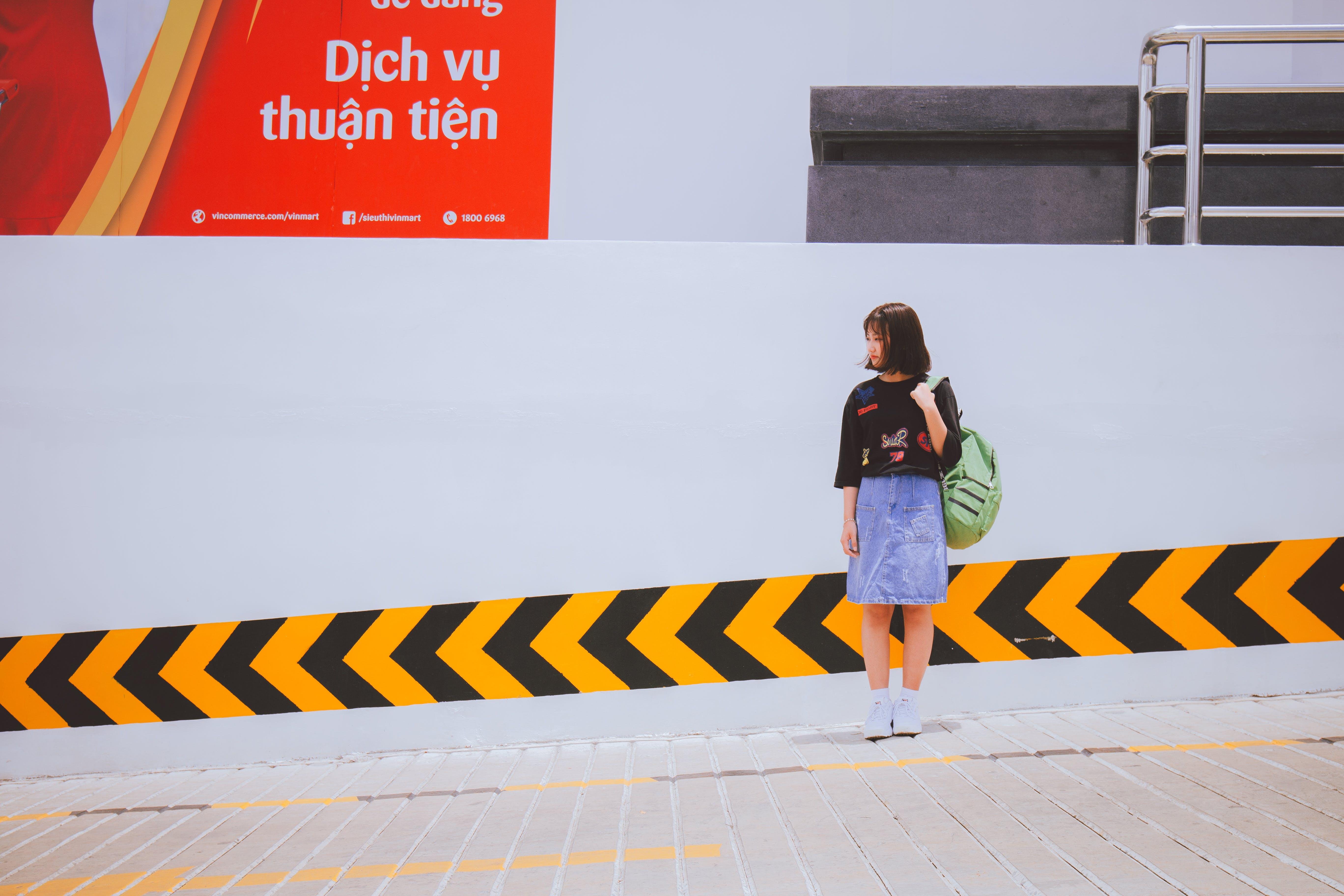 Imagine de stoc gratuită din drum, fată asiatică, femeie, om