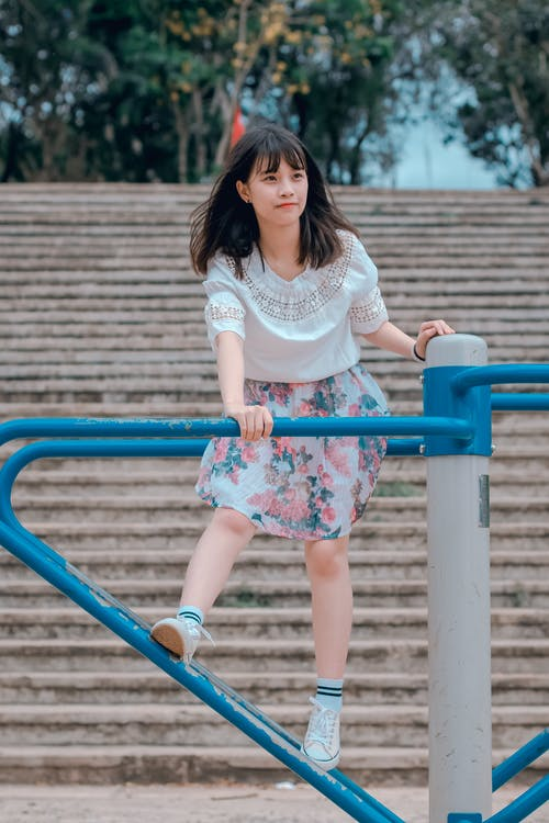 Δωρεάν στοκ φωτογραφιών με lifestyle, ασιατικό κορίτσι, ασιάτισσα, γλυκούλι