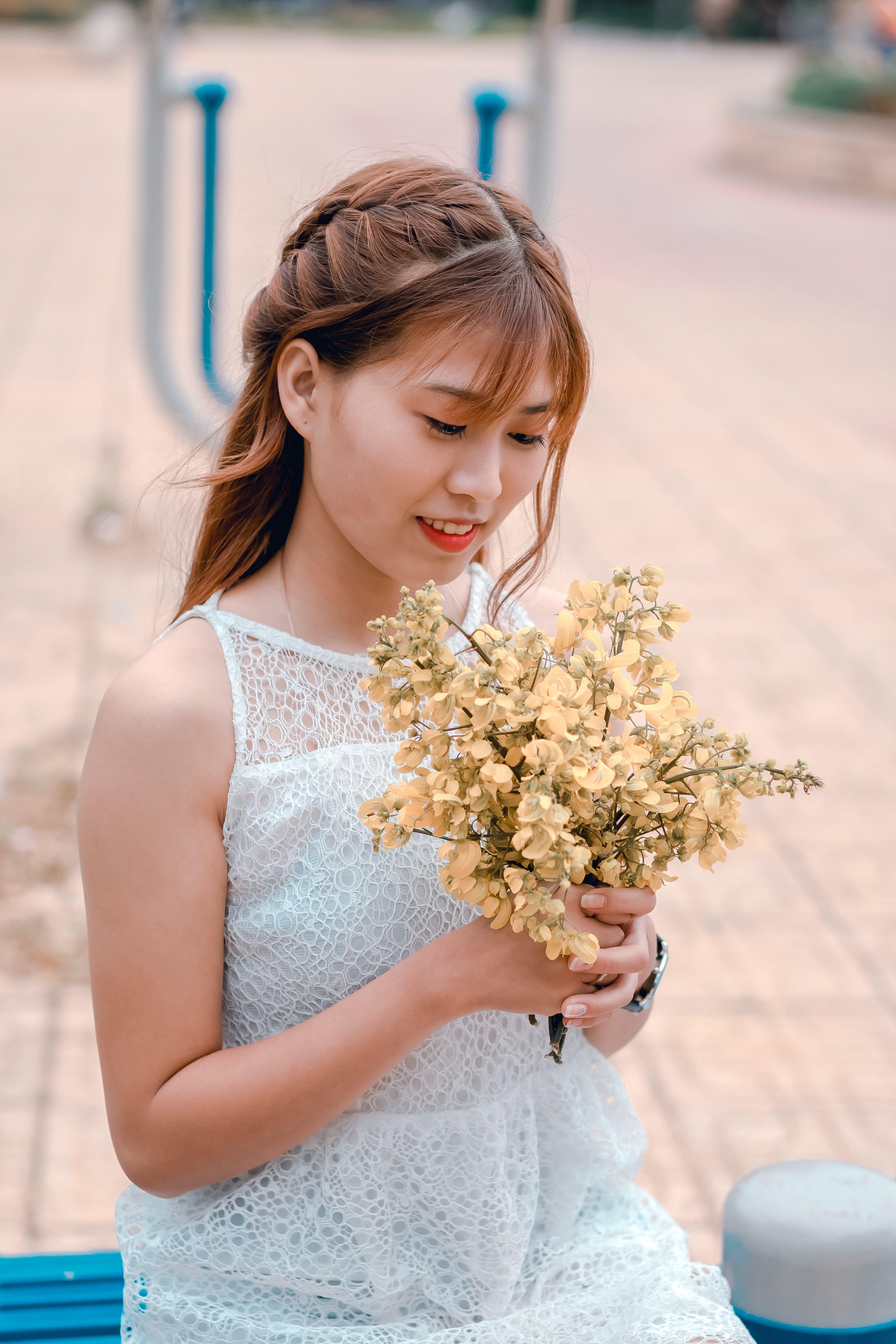 Gratis lagerfoto af Asiatisk pige, kvinde, person, Pige