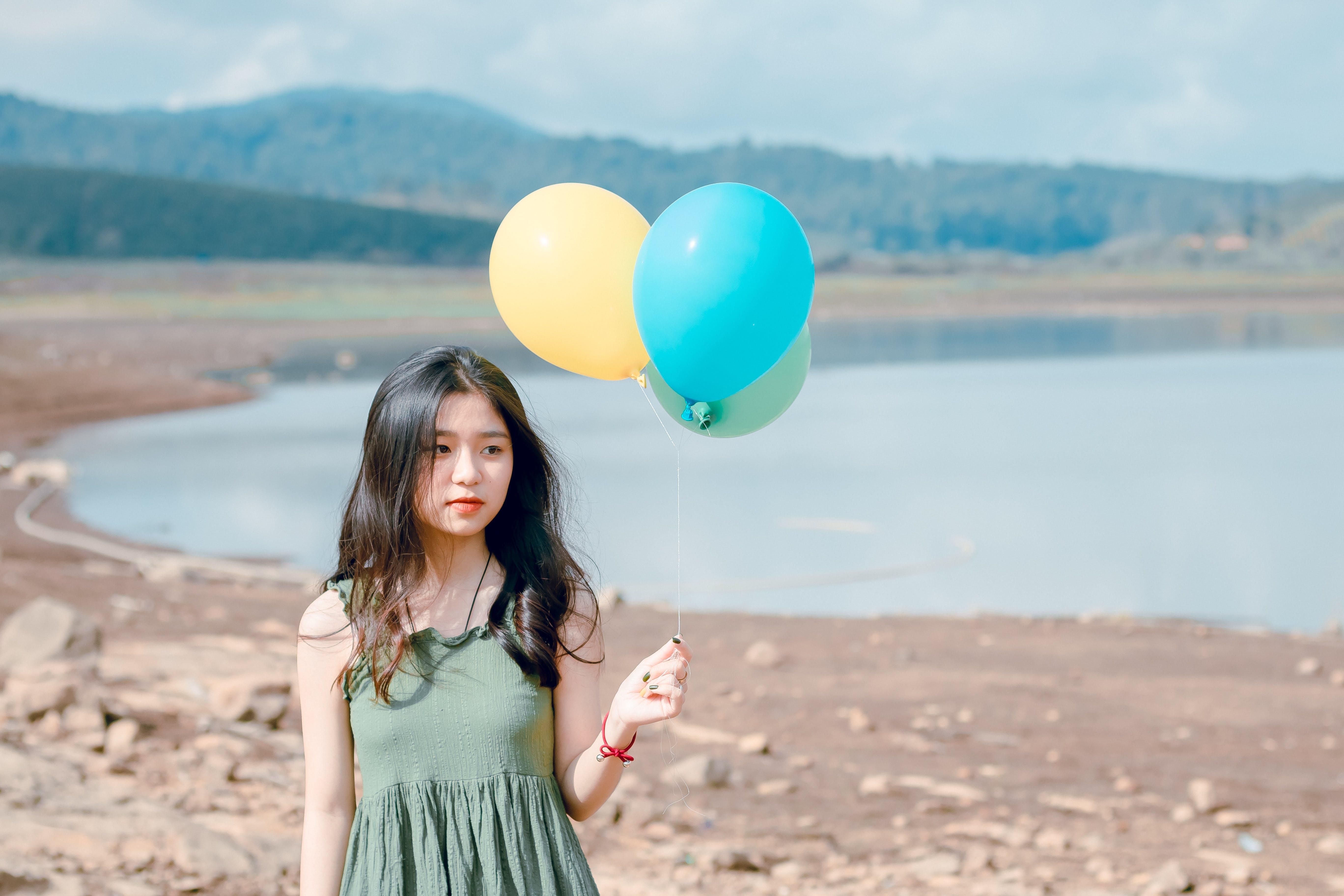 Ingyenes stockfotó aranyos, ázsiai lány, ázsiai nő, élvezet témában