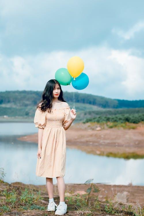 Бесплатное стоковое фото с азиатка, Азиатская девушка, веселье, Взрослый