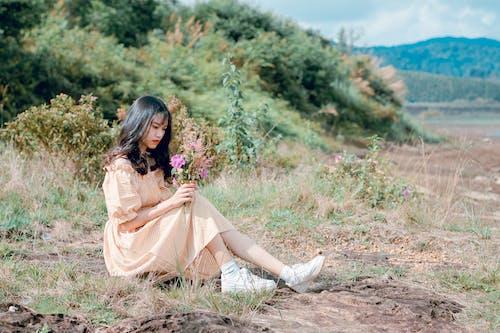 공원, 들판, 레저, 모델의 무료 스톡 사진