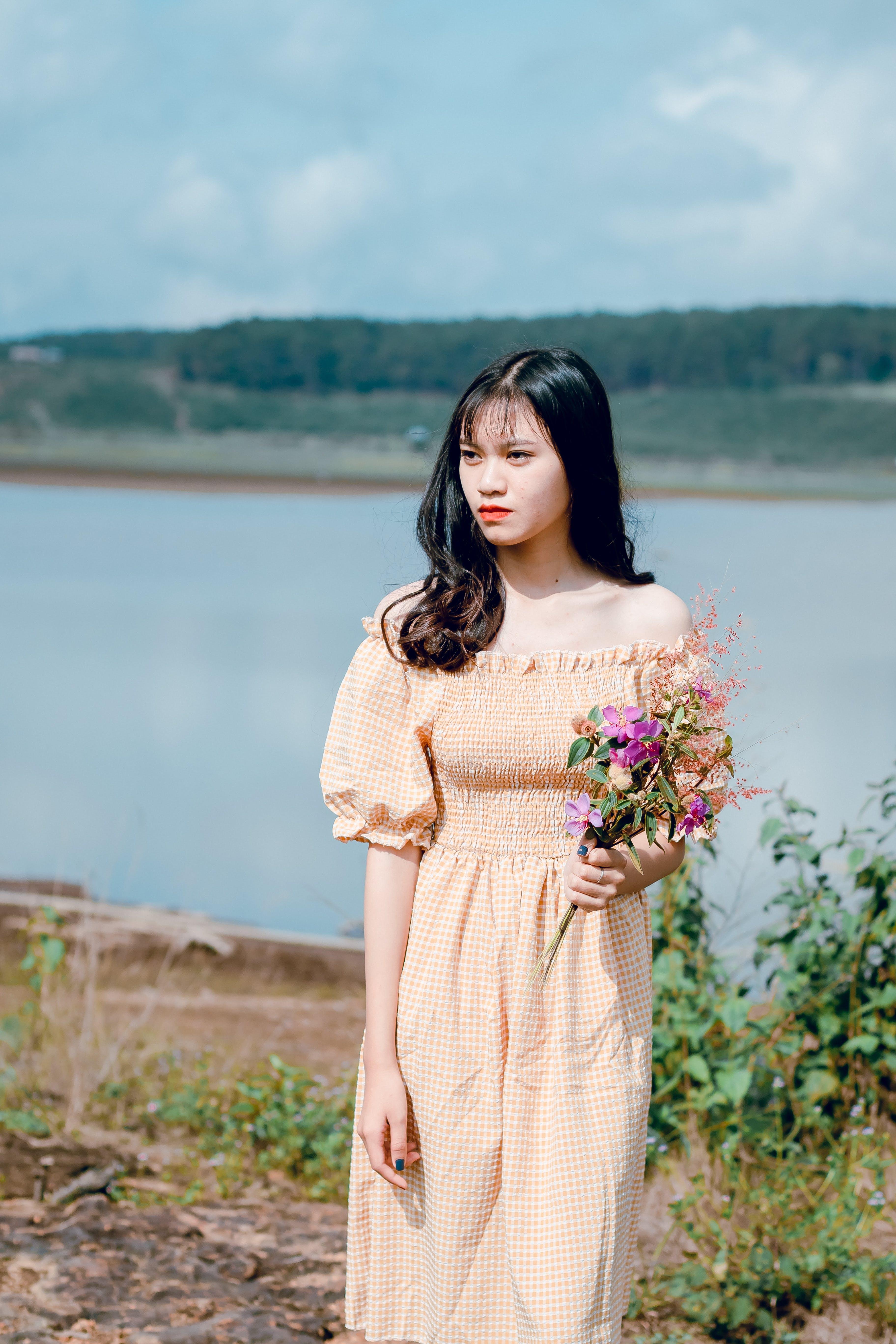 Gratis lagerfoto af asiatisk kvinde, Asiatisk pige, fritid, glæde