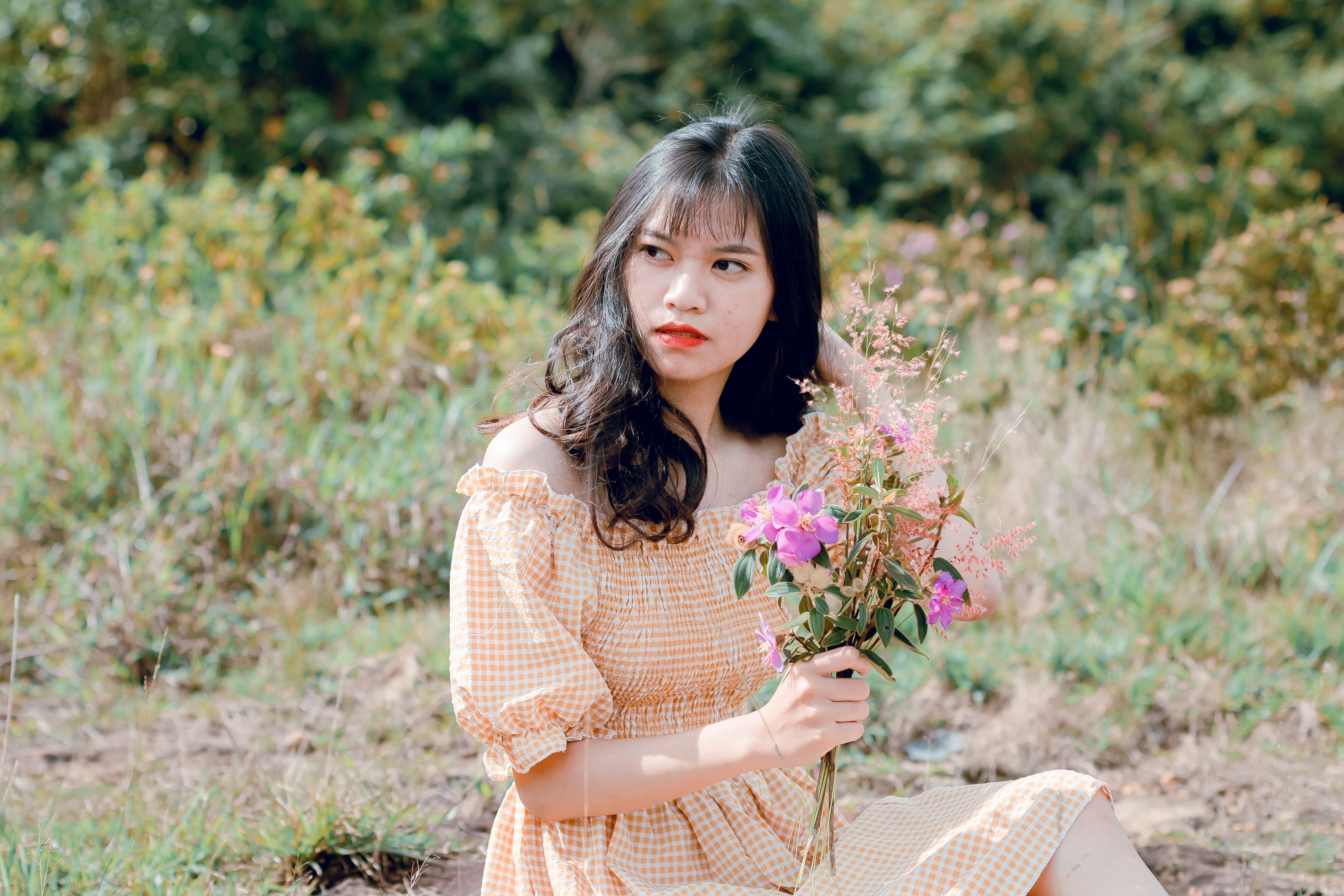 Ilmainen kuvapankkikuva tunnisteilla aasialainen nainen, aasialainen tyttö, asu, henkilö