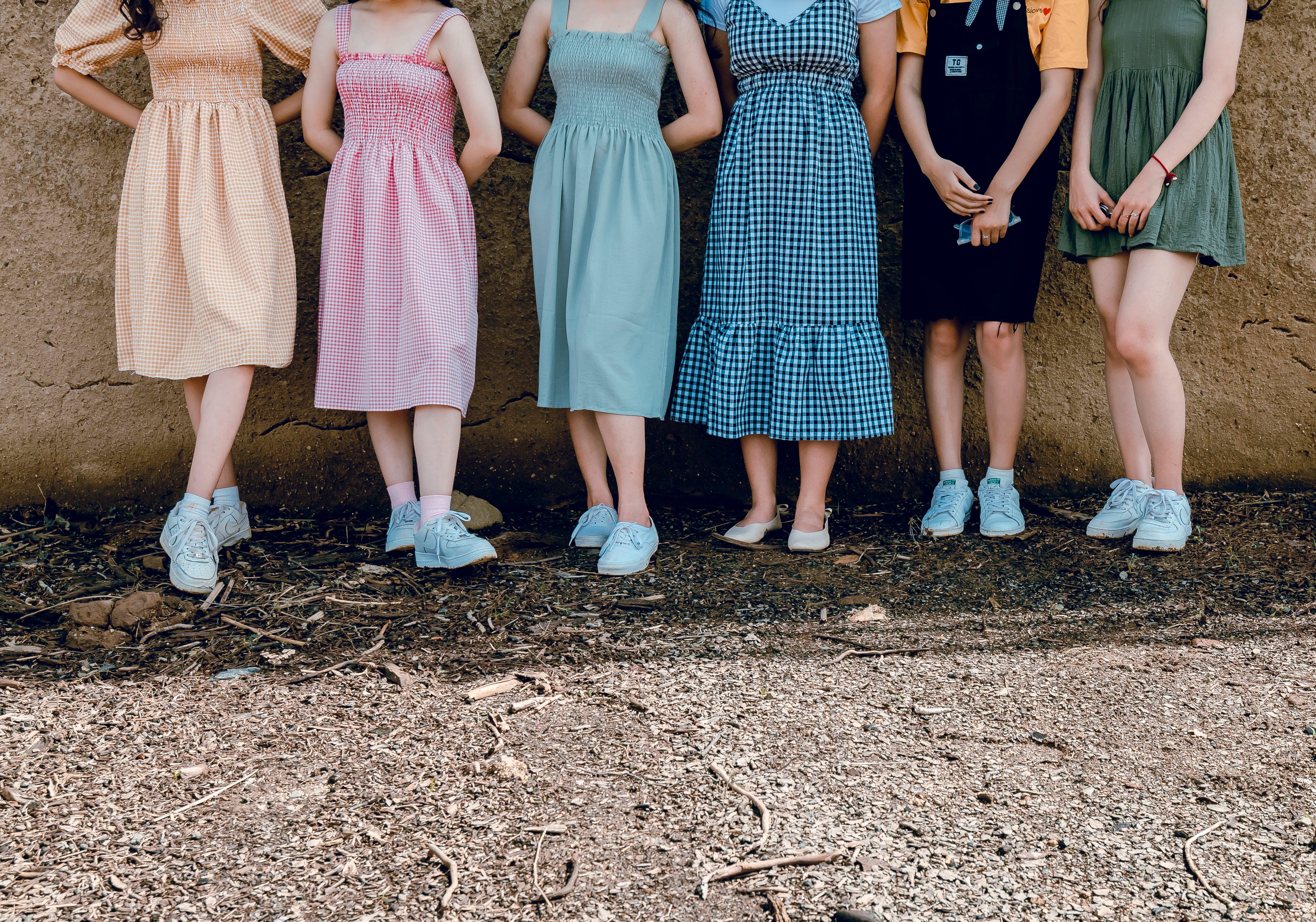 erwachsener, familie, fashion