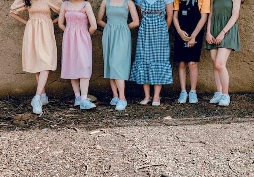 Бесплатное стоковое фото с веселье, Взрослый, группа, девочка