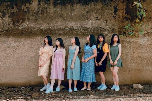 Gratis stockfoto met adolescent, jurk, lol, meisje