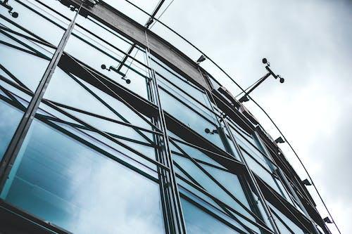 Ilmainen kuvapankkikuva tunnisteilla arkkitehdin suunnitelma, arkkitehtuuri, futuristinen, juomalasi