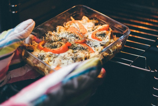 Free stock photo of food, dinner, baking, delicious