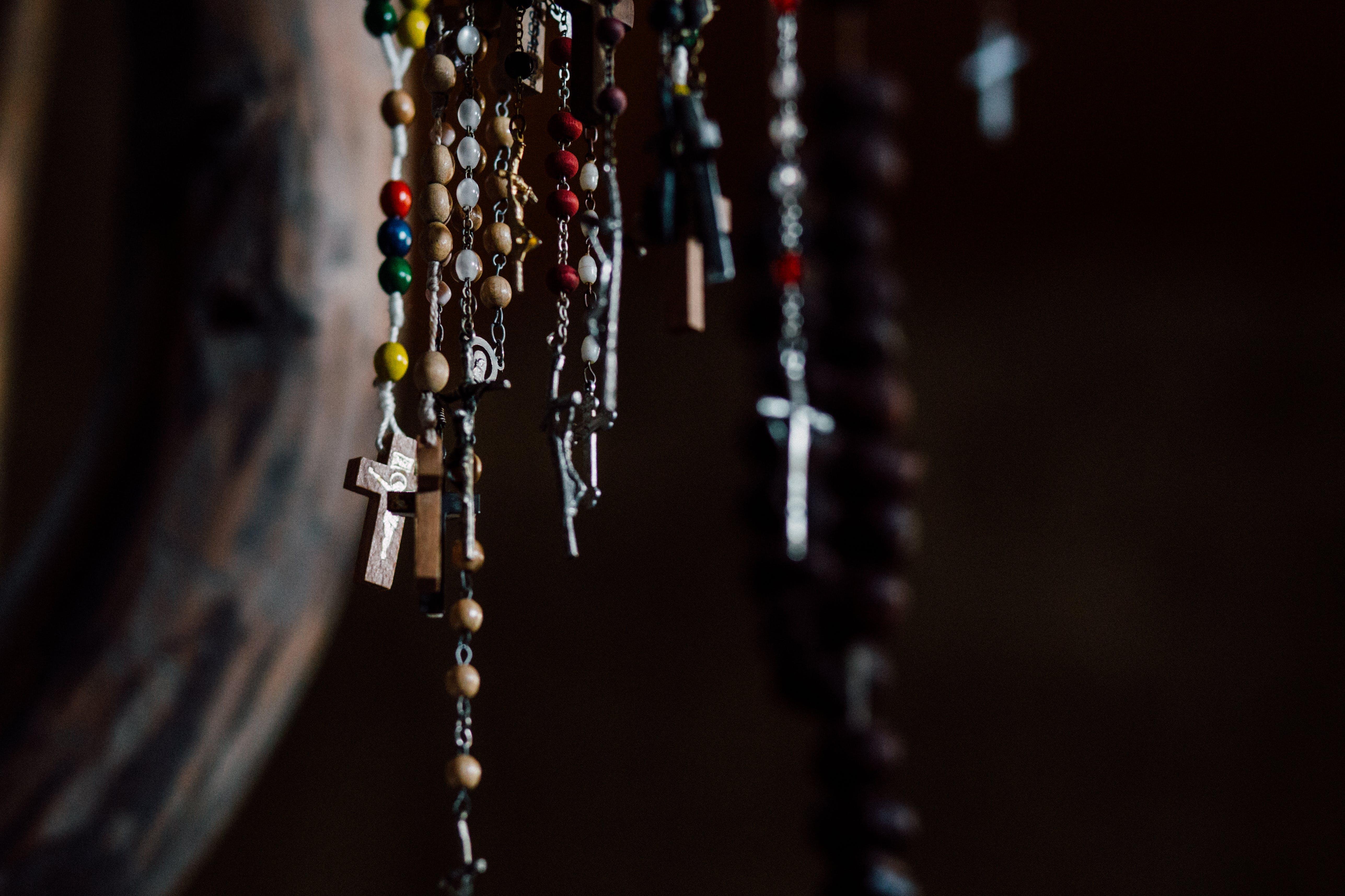 Assorted Rosary Prayer Beads