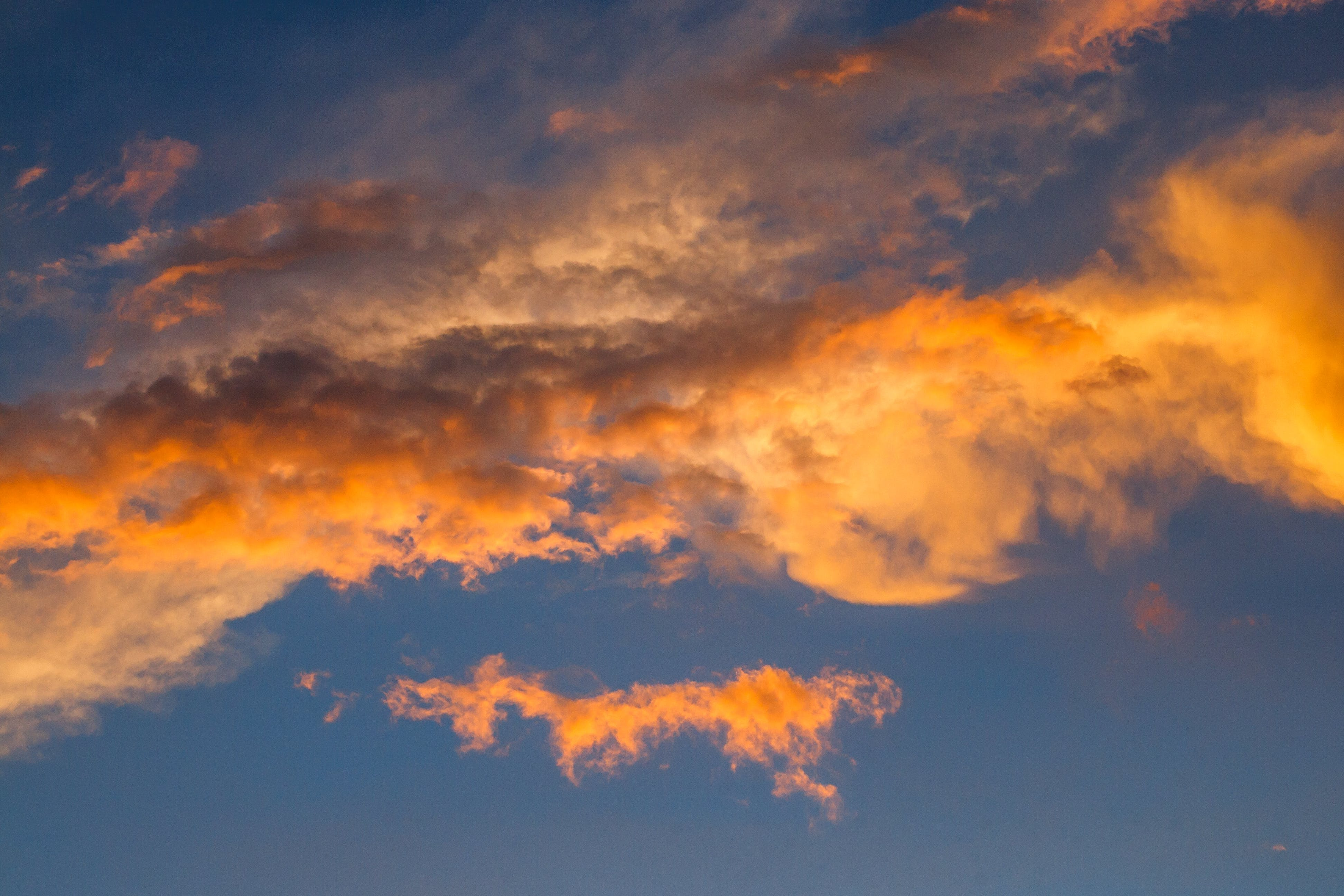 Free stock photo of background, cloud, cloud formation, clouds