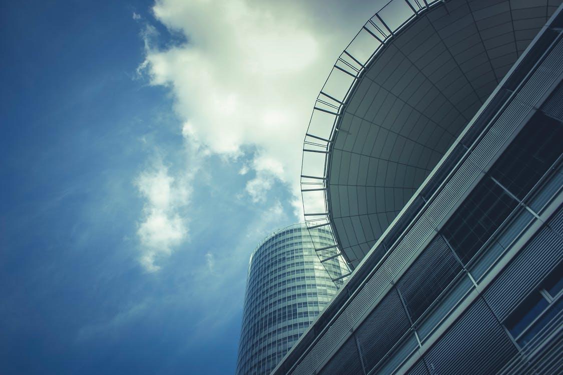 bakış açısı, bina, çağdaş