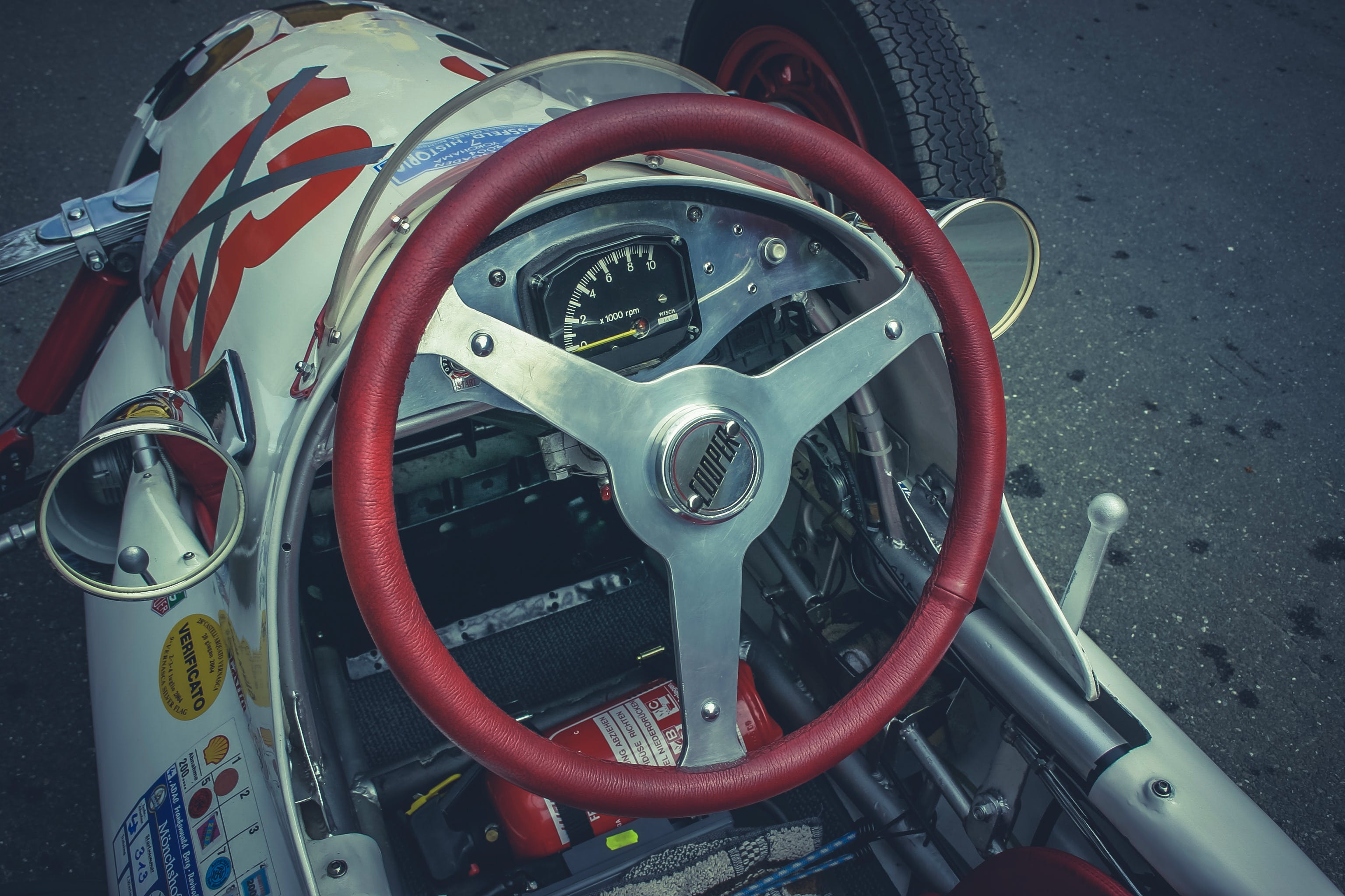 Free stock photo of car, race, contest, cockpit
