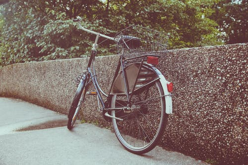 Free stock photo of bicycle, bike, cold, color