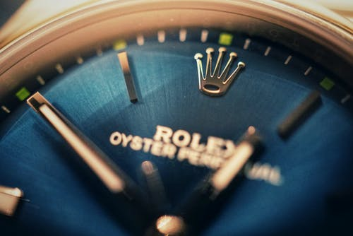 Gratis lagerfoto af Analogt ur, automatisk ur, rolex, skønhed