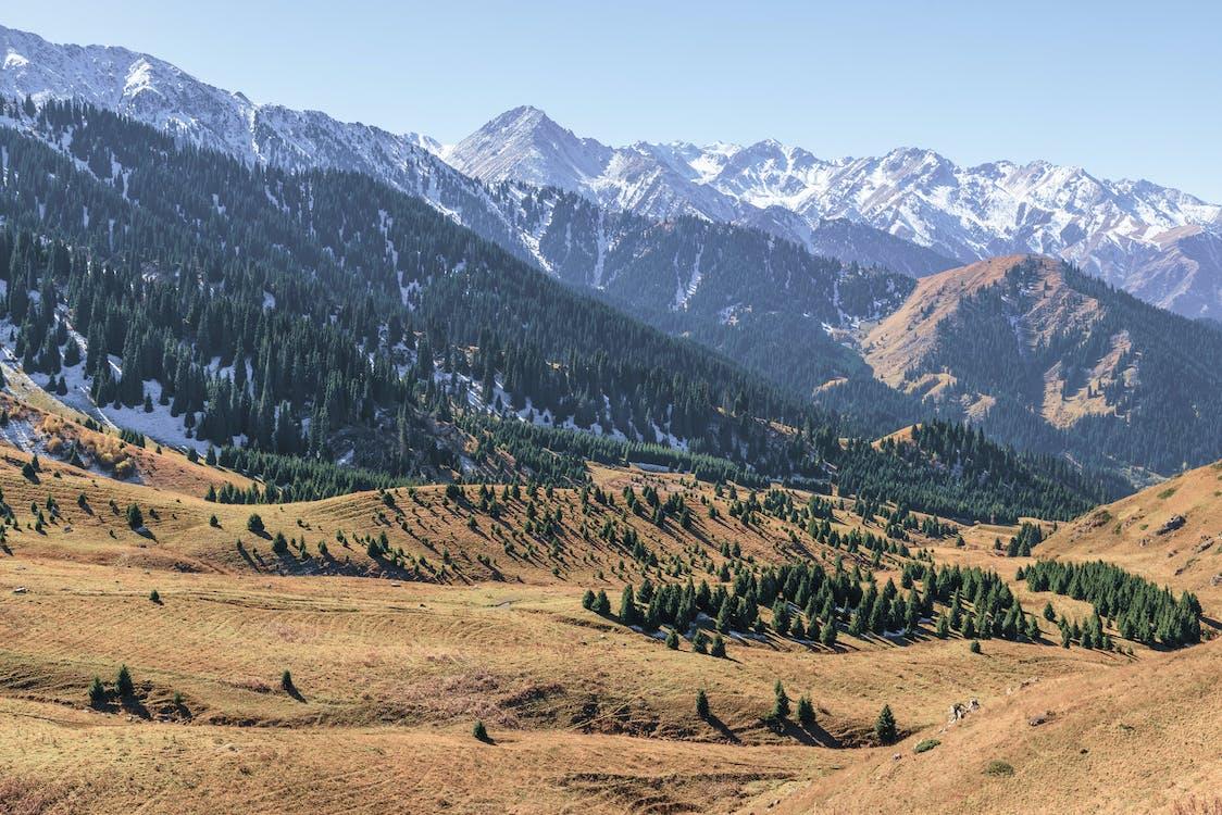 Almaty Merupakan Kota Terbesar di Kazakhstan dan memiliki Bentang Alam Pegunungan yang Sangat Indah