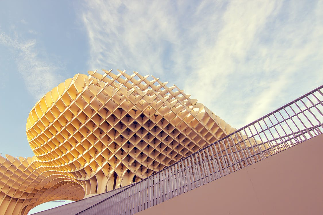 sevilla, Іспанія, архітектура