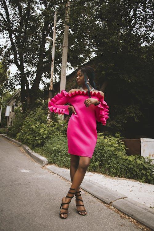 Безкоштовне стокове фото на тему «афро-американська жінка, вродлива, Дівчина, дама»
