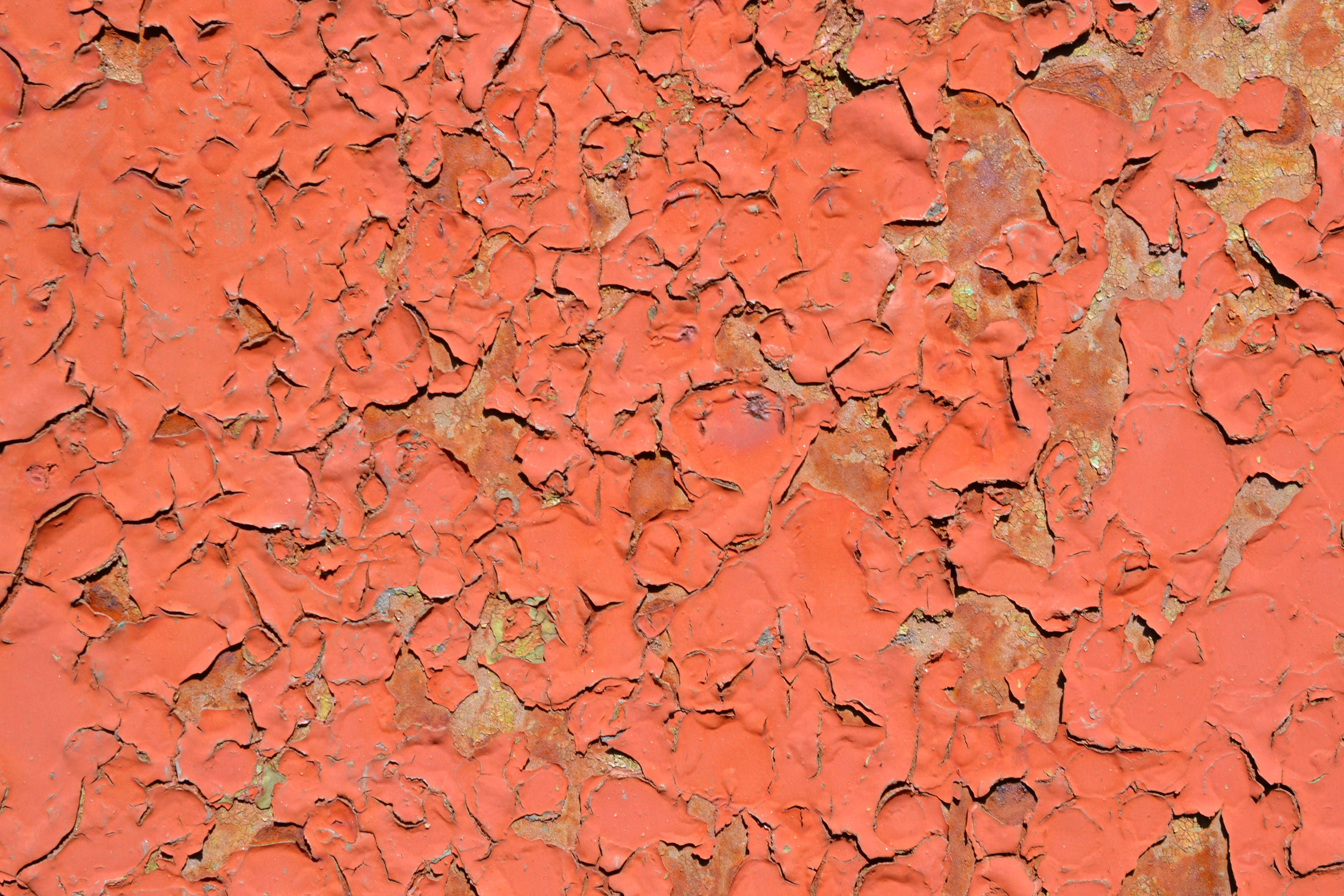 cracks, fissures, old