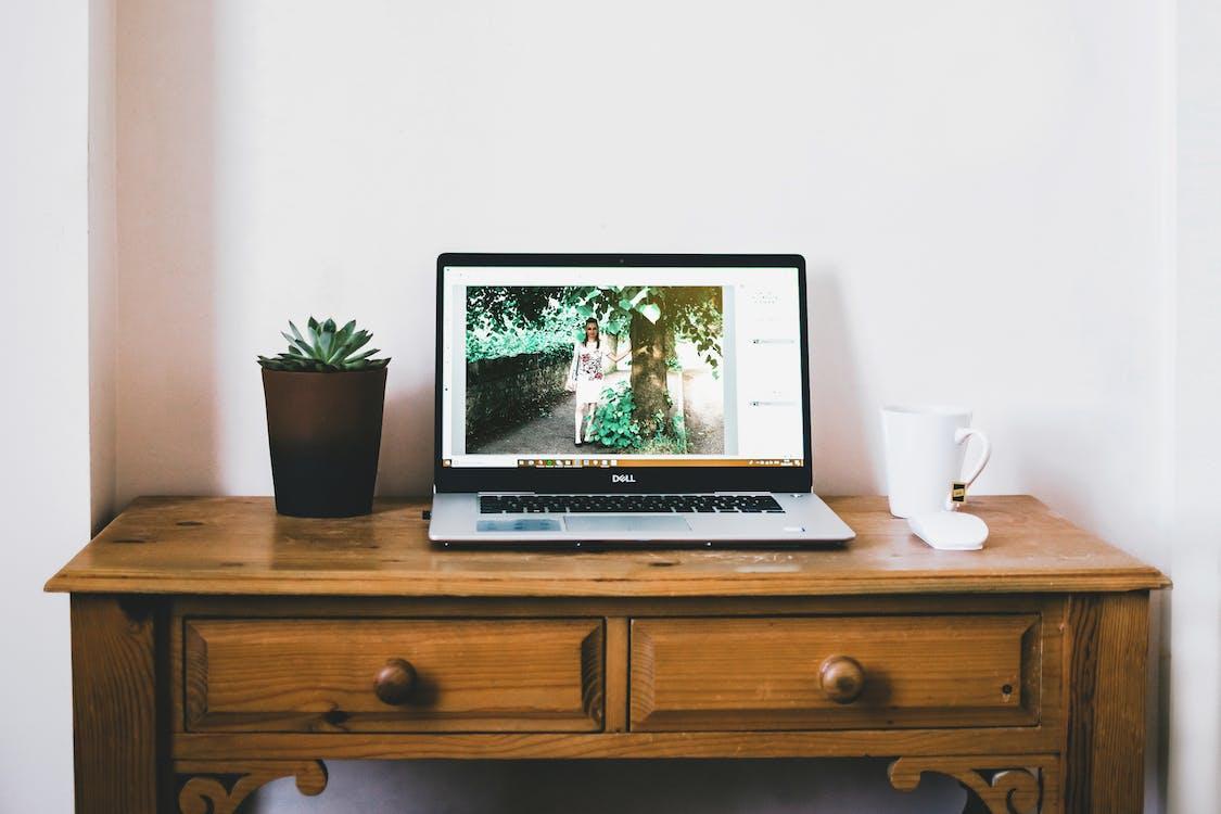 Photo of Macbook Pro Turned on