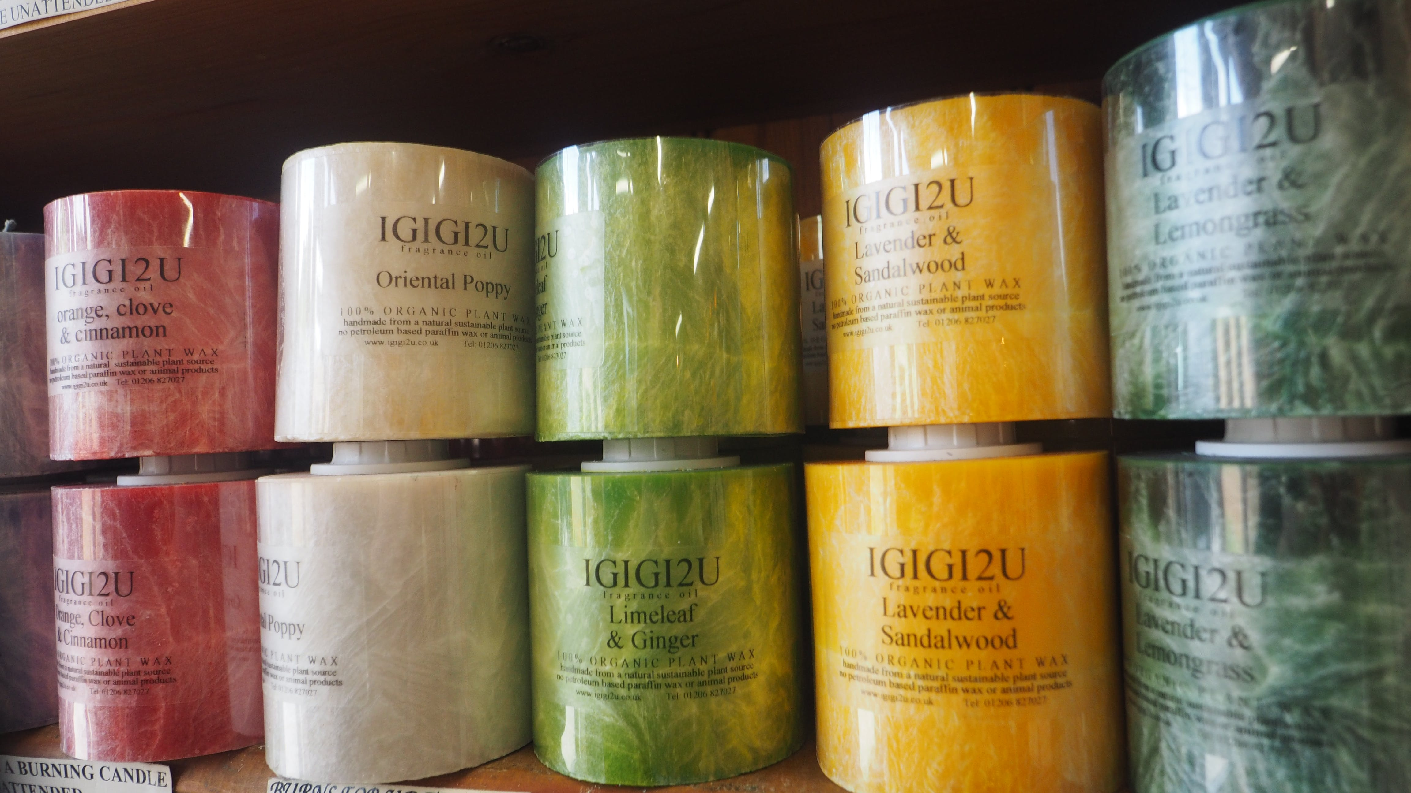 Free stock photo of candle, candles, candles in shop, colored