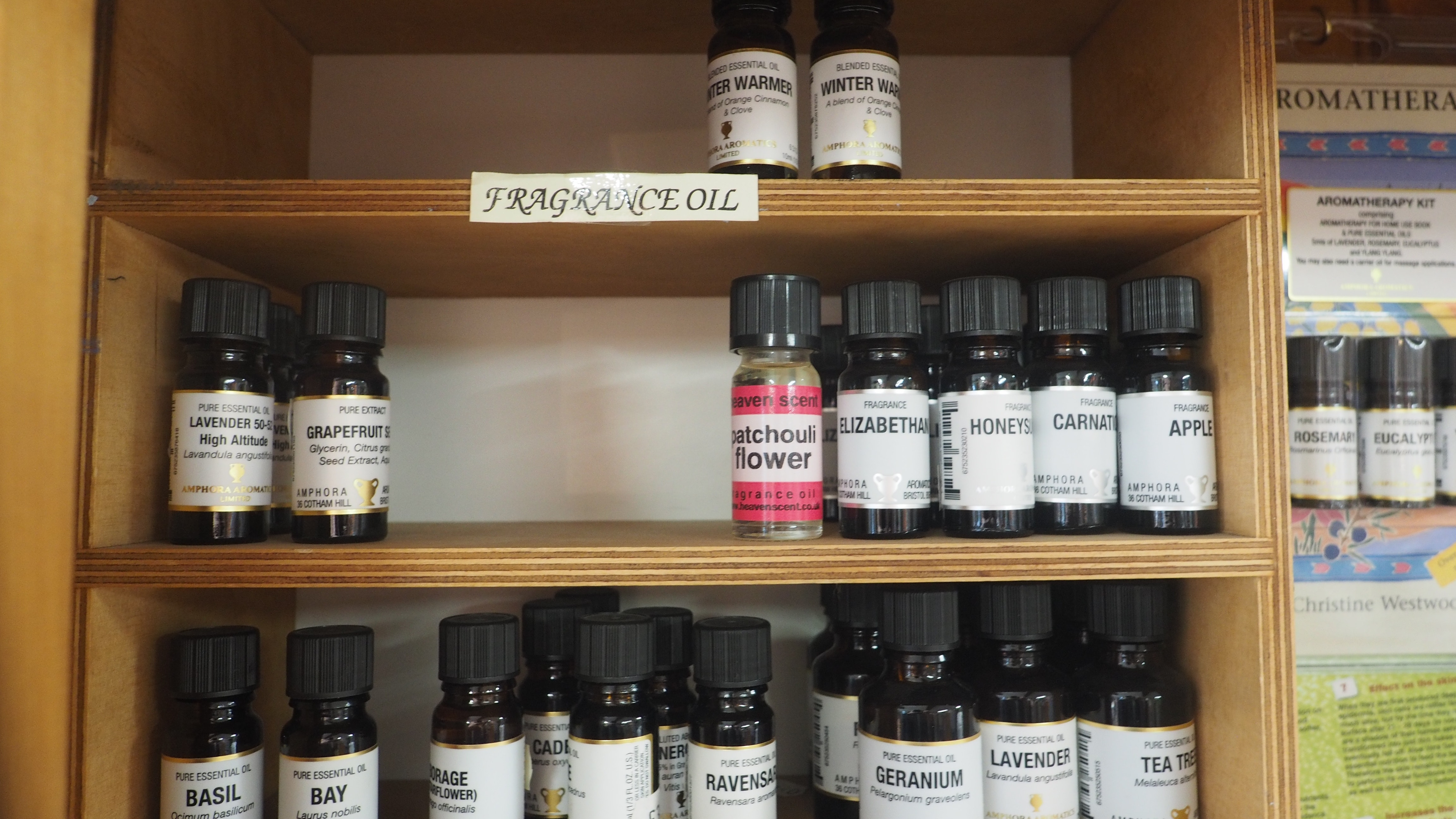 Essential Oils Storage – So That You Continue Benefiting For Years