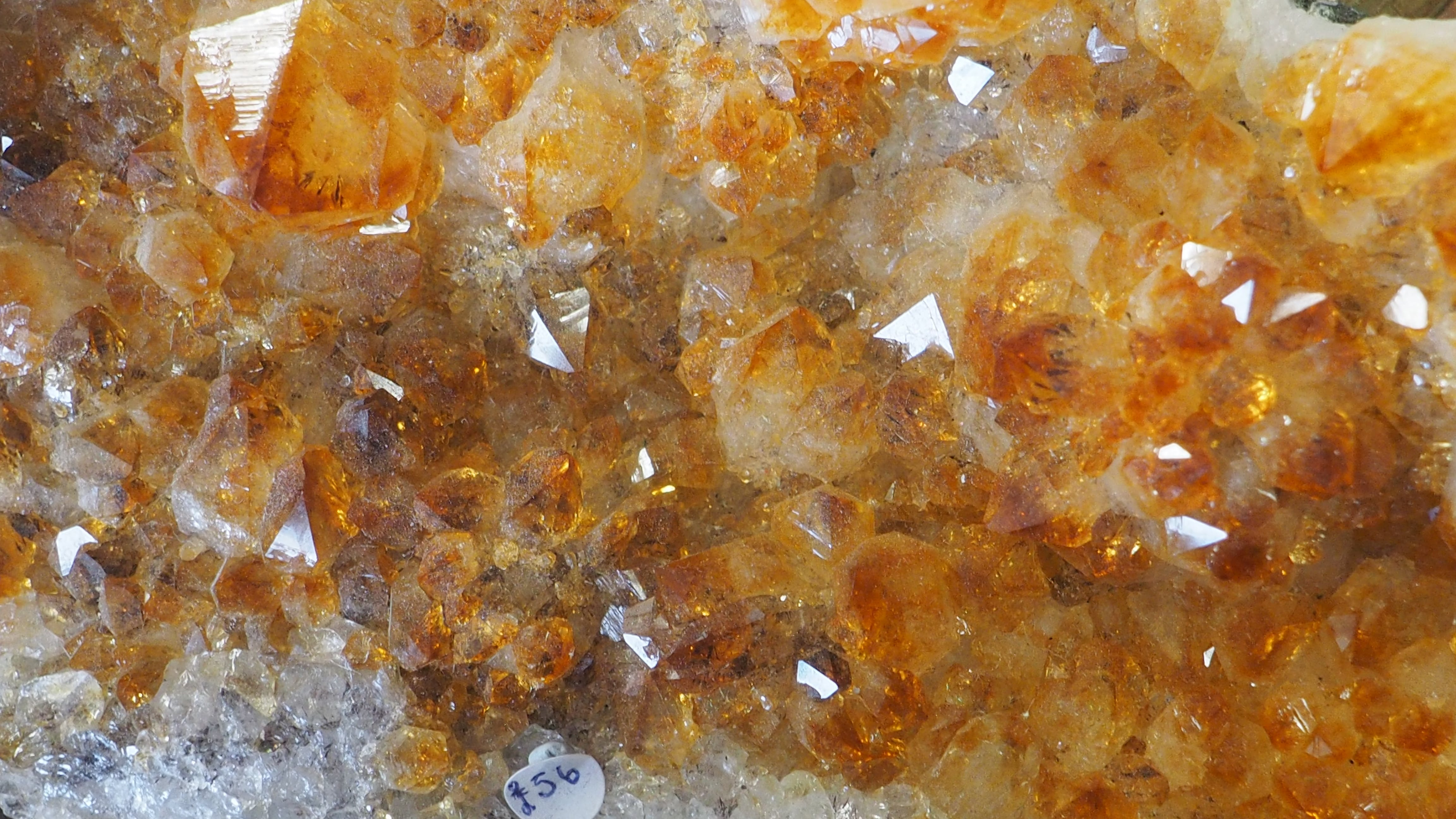 Free stock photo of citrine, crystal, crystalline, crystals