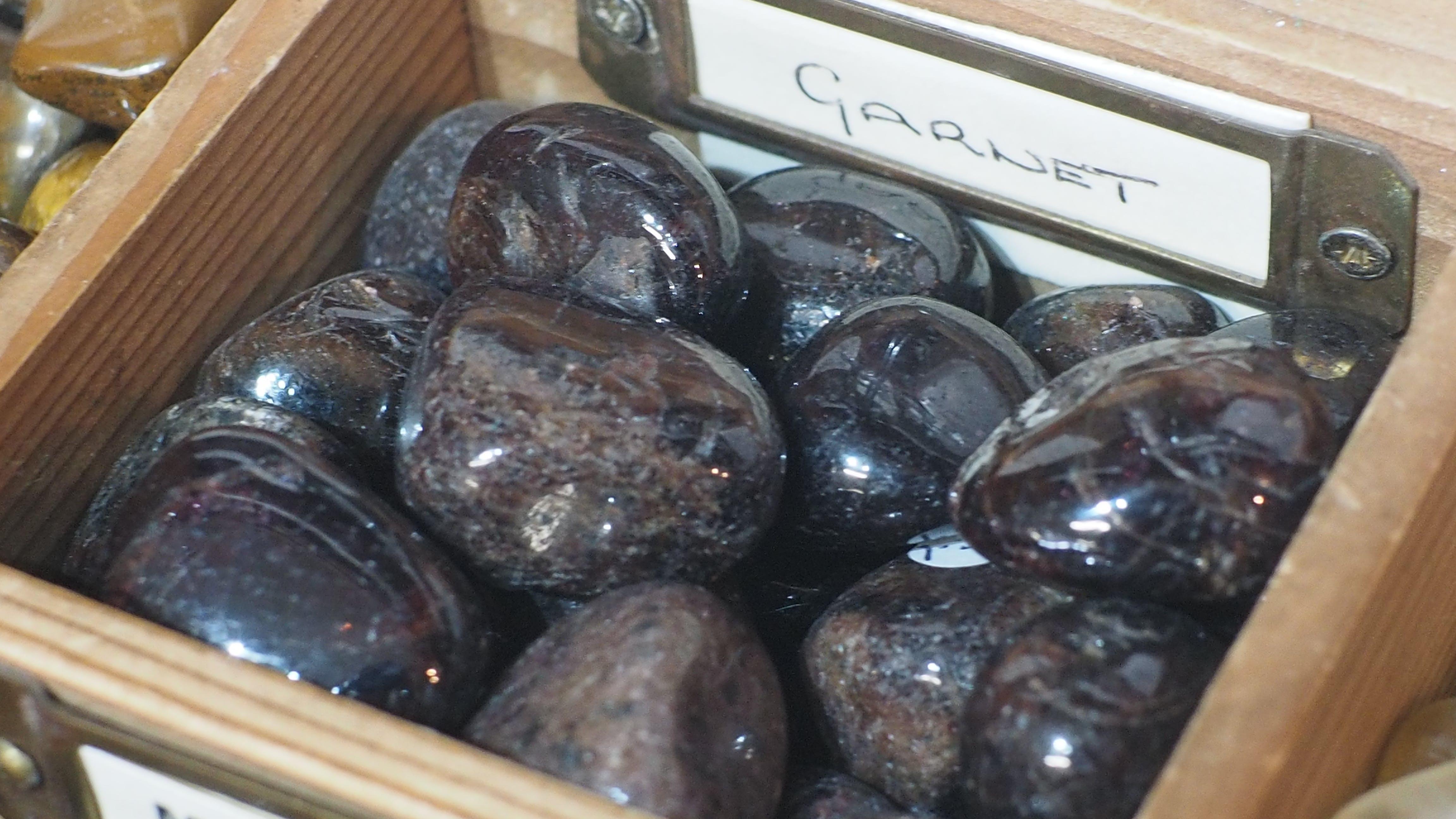 Free stock photo of brown gems, crystal, crystals, Garnet