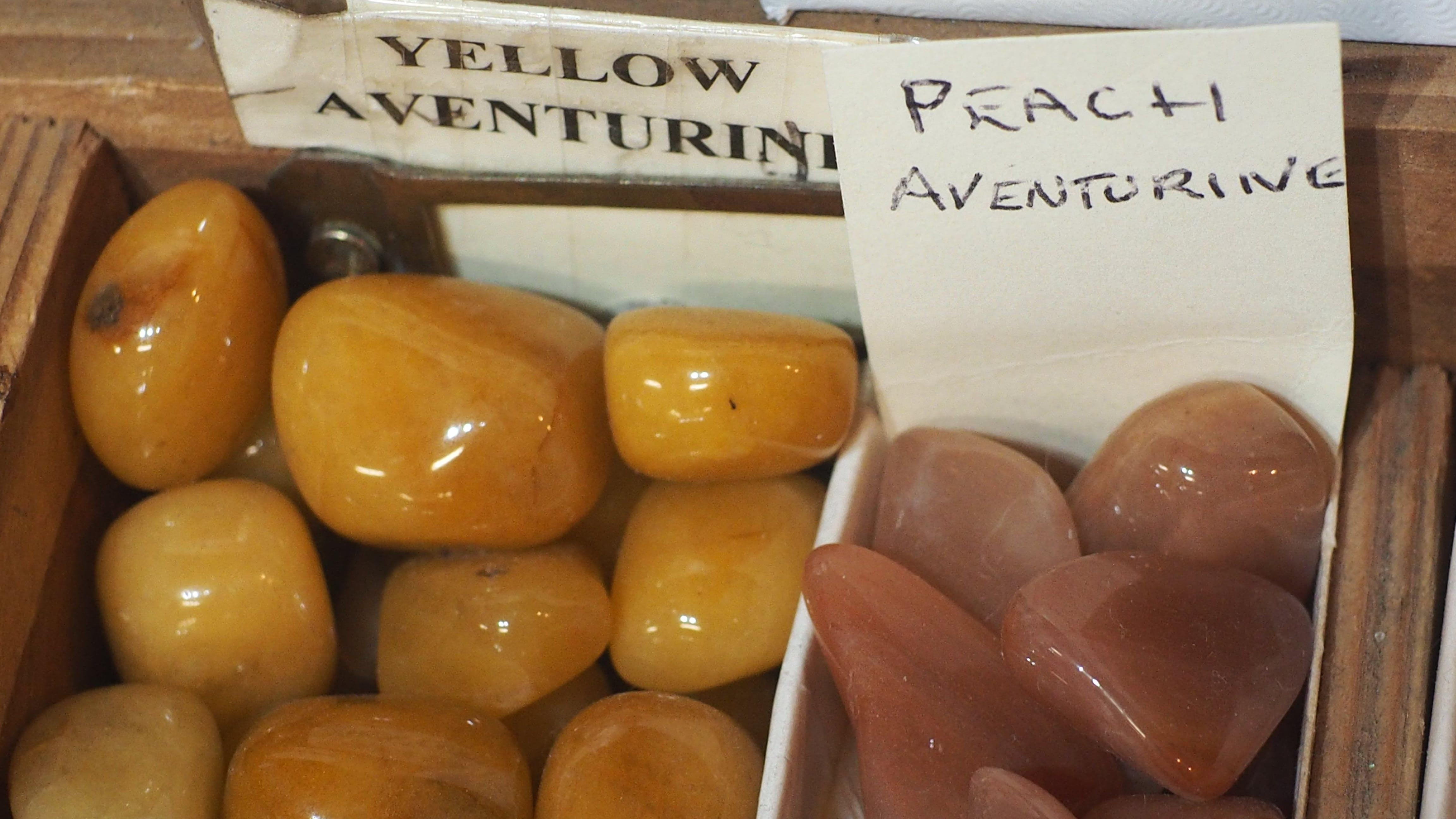 Free stock photo of aventurine, crystal, crystals, gems