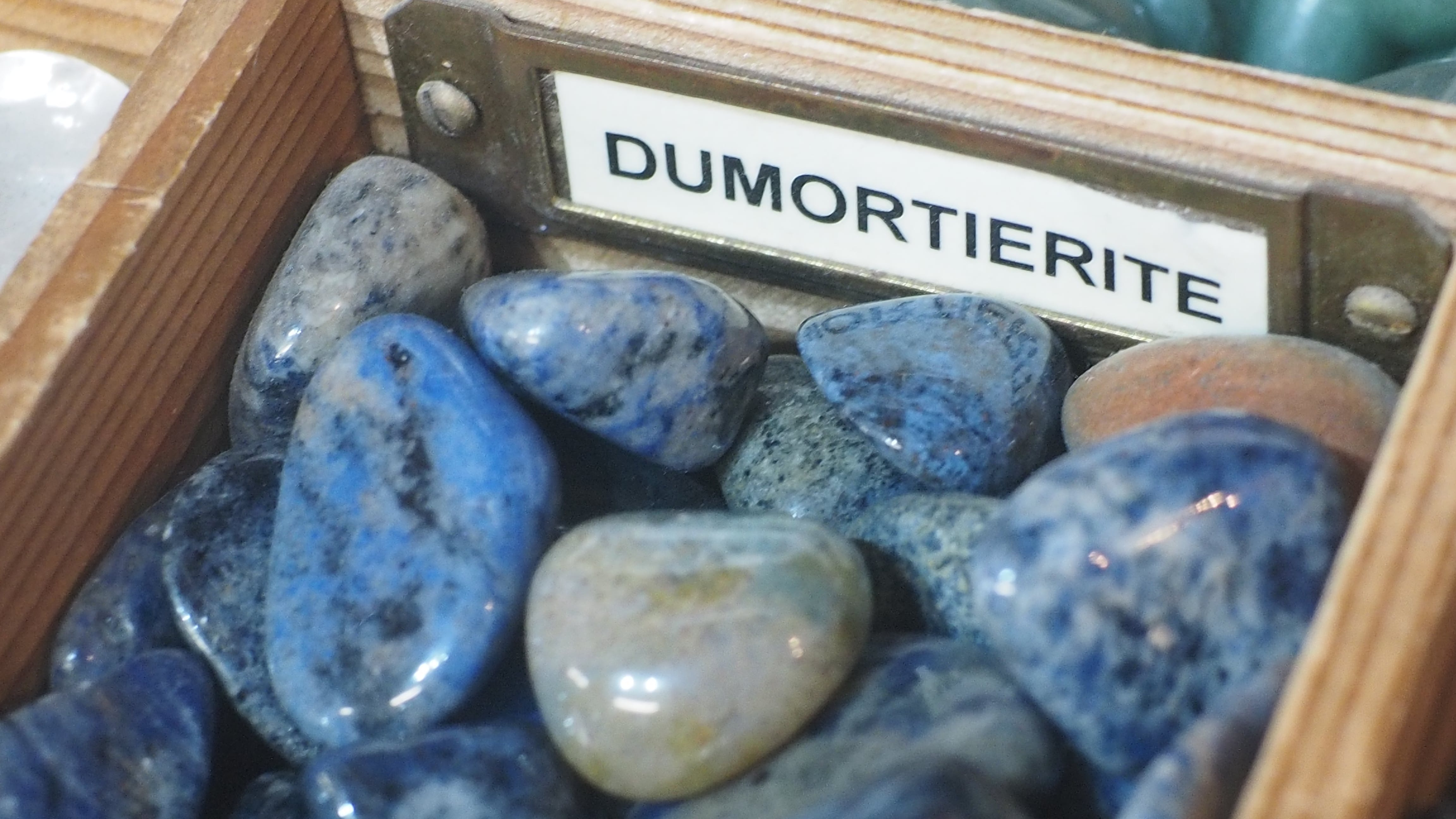 Free stock photo of blue gems, crystal, crystals, dumortierite