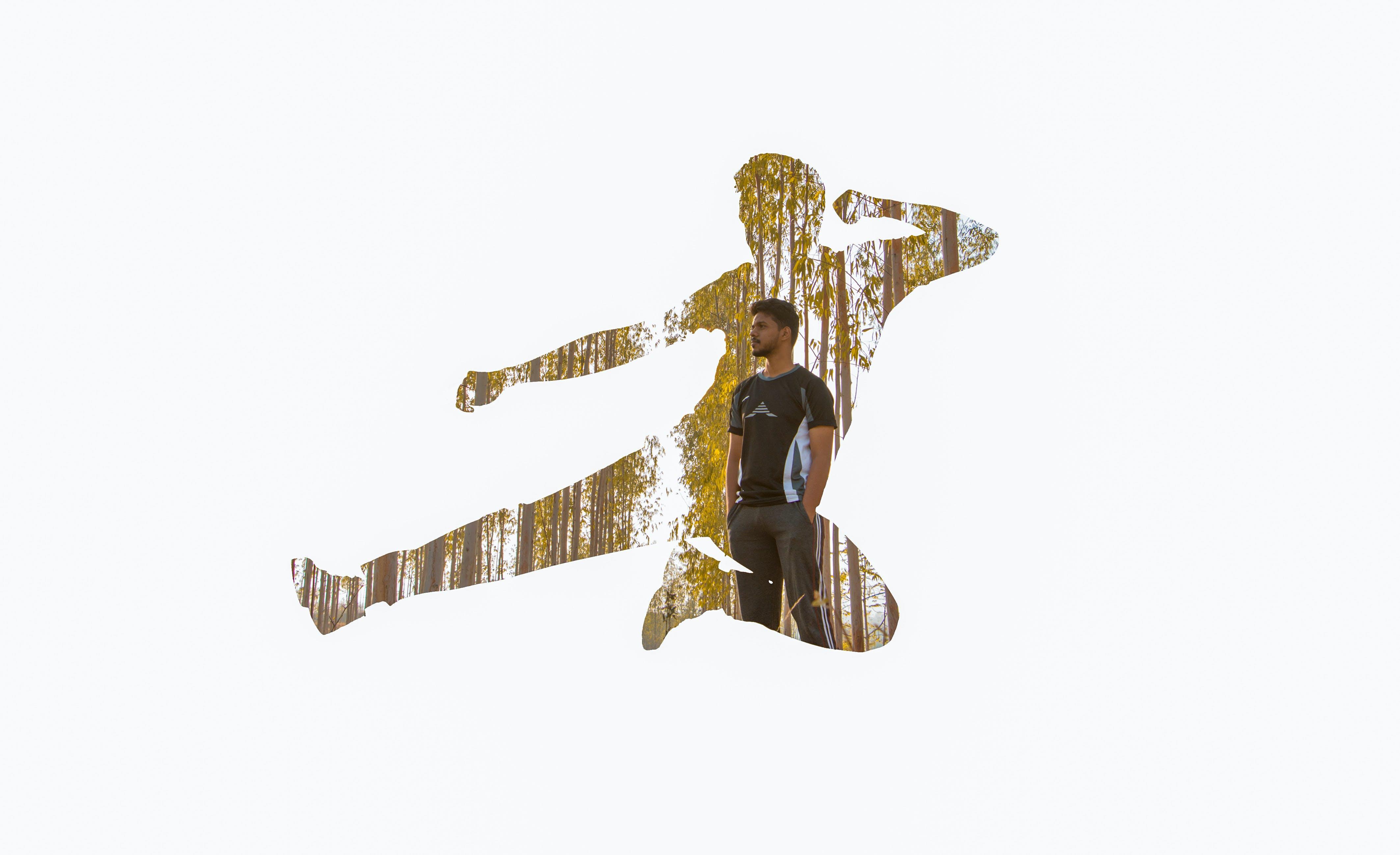 Free stock photo of Adobe Photoshop, boy, canon, double