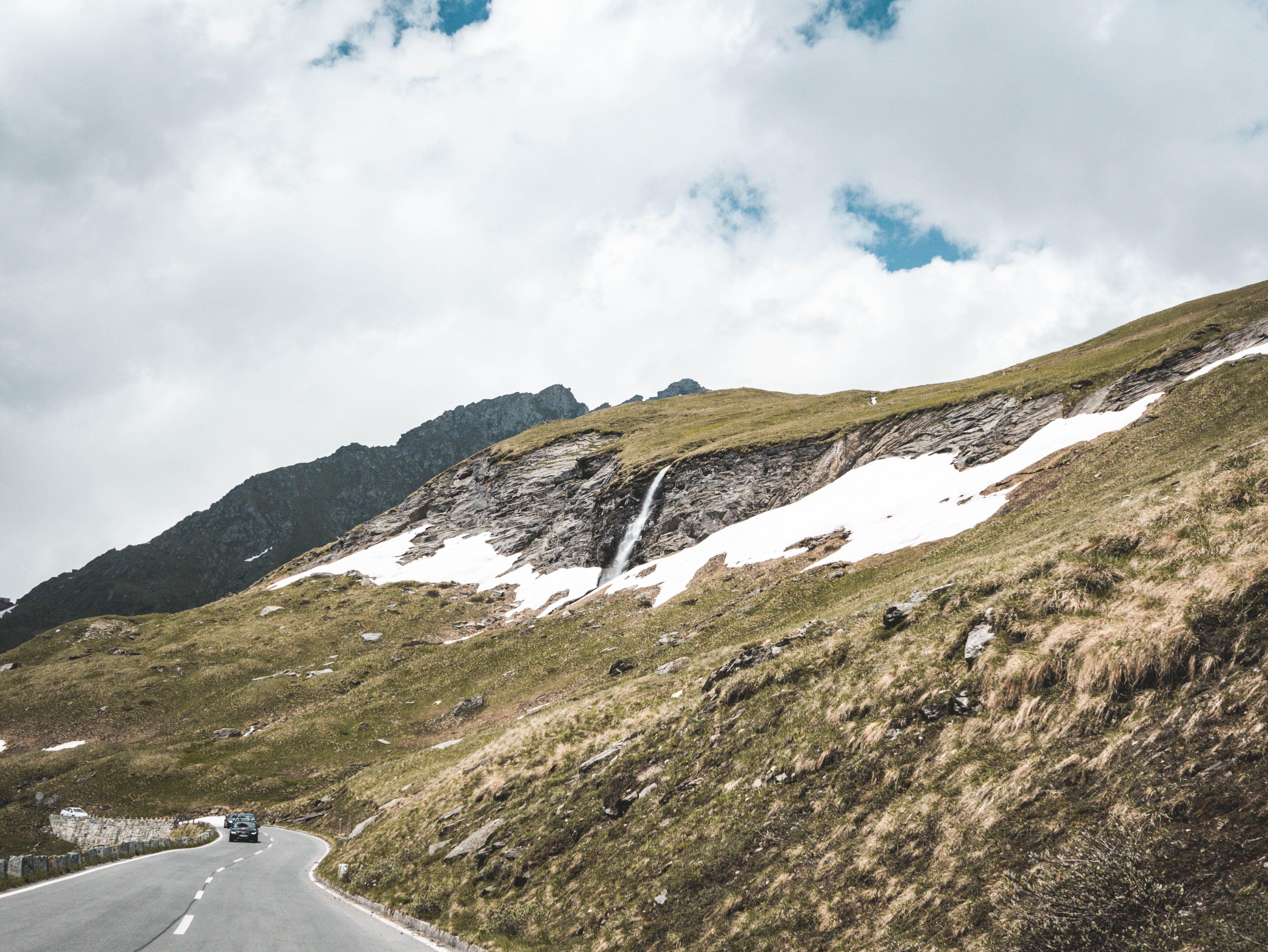 Австрия, Альпийский, асфальт